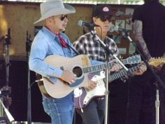 Dave Alvin and Greg Leisz