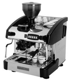 1 Group Expobar Compact Auto Commercial Coffee Machine c/w Grind