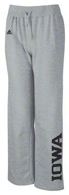 Adidas Iowa Hawkeye sweatpants . My favorite