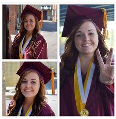 Kayla Senior Shoot. Lake Gibson Braves. 5/21/14