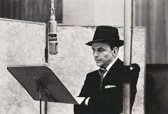 Herman Leonard. 'Frank Sinatra' c. 1956