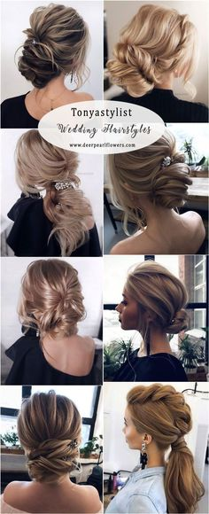 Tonyastylist long wedding hairstyles and updo ideas #weddings #hairstyles #weddinghair #fashion #weddingupdos #updos #deerpearlflowers ❤️ http://www.deerpearlflowers.com/tonyastylist-long-wedding-hairstyles-and-updos/ #weddinghairstyles #weddingideas