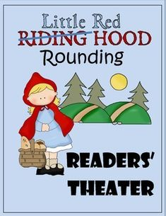 I love this combination of math and readers' theater. Little Red Rounding Hood has been sent to the store by Grandma. She must use her rounding skills in order to ensure she has enough money. This math/literature connection is engaging and educational. 4th Grade Math Worksheets, Math Resources, Math Activities, 3rd Grade Reading, Third Grade Math, Fourth Grade, Grade 2, Math Skills, Math Lessons