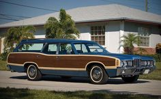 1972 Ford LTD Country Squire Station Wagon. My first car was a panel station wagon Car Station, Woody Wagon, Ford Ltd, Automobile, Ford Torino, Us Cars, Ford Motor Company, Collector Cars, The Good Old Days