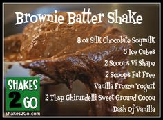 BrownieBatter