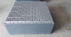 PVC Cooling Tower Fill 950mm*950mm
