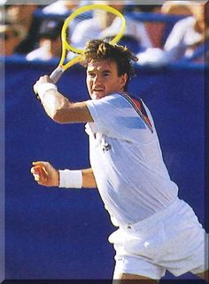 Jimmy Connors won 1,242 ATP-recognized matches in his career. That's the most ever and 171 more than second-place Lendl (1,071)