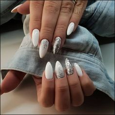 ads ads 43 White nail art designs – The Perfect manicure minimalist & Great with any outfit , simple white nail designs , white nail designs with diamonds, white nail… Nail Polish, Nail Manicure, White Manicure, Prom Nails, My Nails, Ongles Beiges, Diamond Nail Designs, White Nail Designs, Best Nail Art Designs
