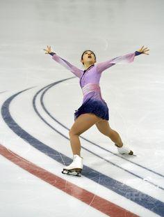 Yuka Nagai 永井優香 || ラディオノワが首位発進、復帰のソトニコワは4位 ロシア杯 国際ニュース:AFPBB News