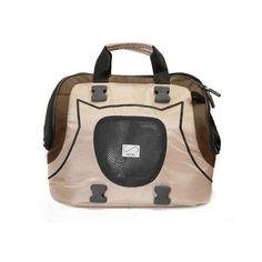Tu perro a todas partes contigo con este bolso transportín con múltiples utilidades
