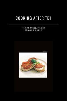 """This recipe is always a winner. So quick and so good. Pg 4 """"Short takes: making cooking simple"""" Brain Injury, Beef, Cooking, Simple, How To Make, Recipes, Food, Meat, Kitchen"""