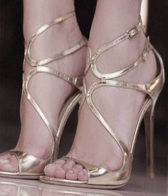 e18c36dedd ... metallic lance jimmy choo lance gold glitter leather strappy sandals   Wish list and beautiful styles from jimmychoo for designer shoes