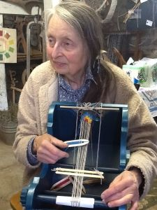 Awesome little weaving blog. :D some good info on warp weighted looms