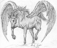 Good wings  Pegasus by Raksha-the-Demon.deviantart.com on @deviantART