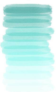 Color Desire | Green MINT | RosamariaGFrangini || A Pretty shade of blue - 50 shades of... turquoise (Top of the Line)