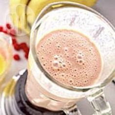 Fill you up breakfast smoothie @ allrecipes.co.uk