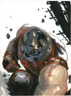 The Juggernaut by Gabriele Dell'Otto