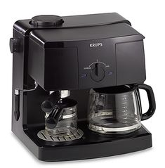 Krups xp1500 Coffee Maker and Espresso Machine Review  Without doubt this discount espresso machine and coffee maker combo functions above and beyond and never disappoints its buyers. Many things about the Krups coffee maker will be covered in this helpful krups xp1500 coffee maker and espresso machine review.