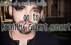 All three times I was supposed to go and see BG, the plans never worked! I swear that one day SOON I WILL be goin' to see him!! <3.