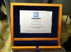 1° Premio al #Brand #Idendity #GrandPrix #2012 nella Categoria #Food #Packaging