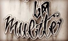 La Muerte! Lettering Brain Tattoo, Calligraphy, Lettering, Tattoos, Death, Tatuajes, Tattoo, Drawing Letters, Calligraphy Art