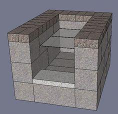 Cinder Blocks and BBQs