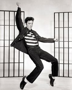Elvis Presley Dictionary Art Print Book Page Picture Poster Jailhouse Rock Dance