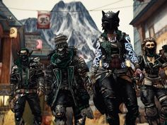 Borderlands 3: the new video celebrates the launch of the Blood Cut DLC Game Pass, Battle Fight, Borderlands 3, Sports Games, The Expanse, Blood, Gaming, Product Launch, Hero