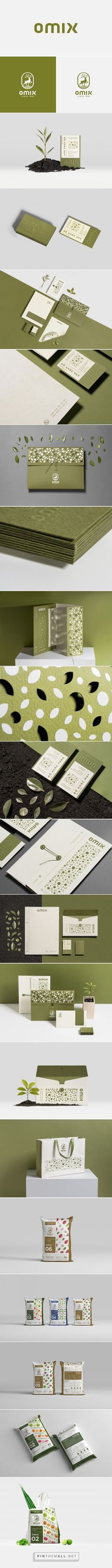 Phan Bon Omix Agricultural Products Producer Branding and Packaging by Bratus