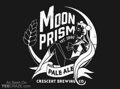 Crescent Brewing Co T-Shirt - http://teecraze.com/crescent-brewing-co-t-shirt…