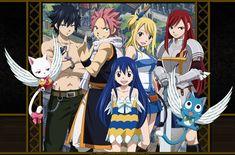 Team Natsu - Fairy Tail
