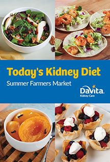 Kidney-Friendly Eating For the Whole Family - Kidney Diet Davita Recipes, Kidney Recipes, Diet Recipes, Recipies, Renal Diet Food List, Dialysis Diet, Kidney Friendly Diet, Low Protein Diet, Kidney Disease Diet