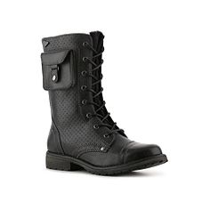 Shop Roxy Seattle Combat Boot