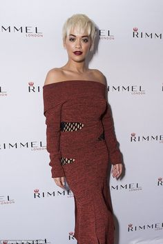 Rita Ora shows off her hot new pixie cut at Rita Ora x Rimmel London Media Event in TO - https://www.nollywoodfreaks.com/rita-ora-shows-off-her-hot-new-pixie-cut-at-rita-ora-x-rimmel-london-media-event-in-to/