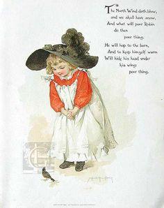 maud humphrey bogart | Винтажные открытки Maud Humphrey Bogart