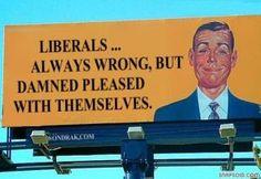Anti-Liberal Jokes???...no, liberals are the jokes...anti-liberals are the solution