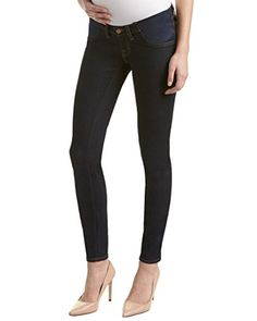 J Brand Womens Mama J Maternity Starless Skinny Leg 26 Blue * Check out this great product. (This is an affiliate link and I receive a commission for the sales) Maternity Jeans, Blue Check, J Brand, Skinny Legs, Dark Blue, Black Jeans, Pants, Image Link, Note