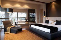 Шикарная вилла в ЮАР от Nico Van Der Meulen Architects