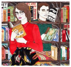 Editorial - Laura Callaghan Illustration #pattern