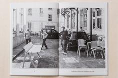Il catalogo della collezione Copenhague di Ronan & Erwan Bouroullec