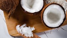 Research has shown that coconut oil can help you with thyroid issues.