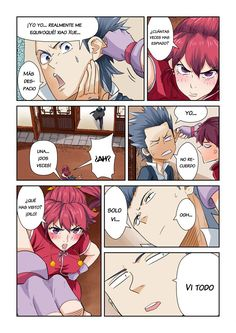 Tales of demons and gods - MANHUA - Lector - TuMangaOnline