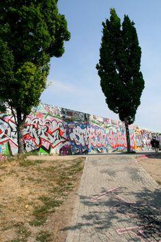 Mauerpark (Wall Park), Berlin