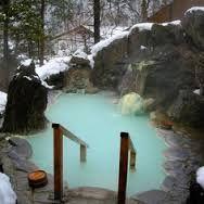 Umpqua Hot Springs - Oregon