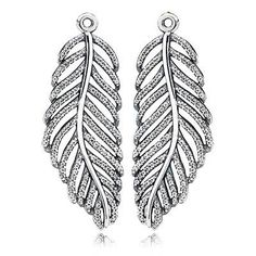 Pandora Vault: Light as a Feather Earrings