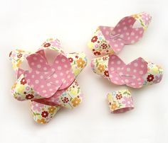 Pebbles In My Pocket Blog: The Perfect Celebration Bow