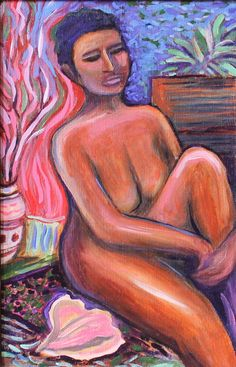 A personal favorite from my Etsy shop https://www.etsy.com/listing/398969745/nude-original-framed-oil-figure-painting