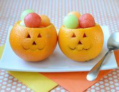 Fun for the Kids Cute food oranges by kirstenreese, via Flickr