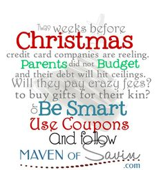 Holiday 2013 Shopping: Strategies for Success