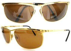 Persol Ratti Key West Sunglasses VINTAGE by SonnyCrockettShop